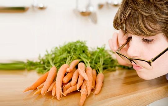 MITO OU VERDADE: cenoura faz bem para os olhos?