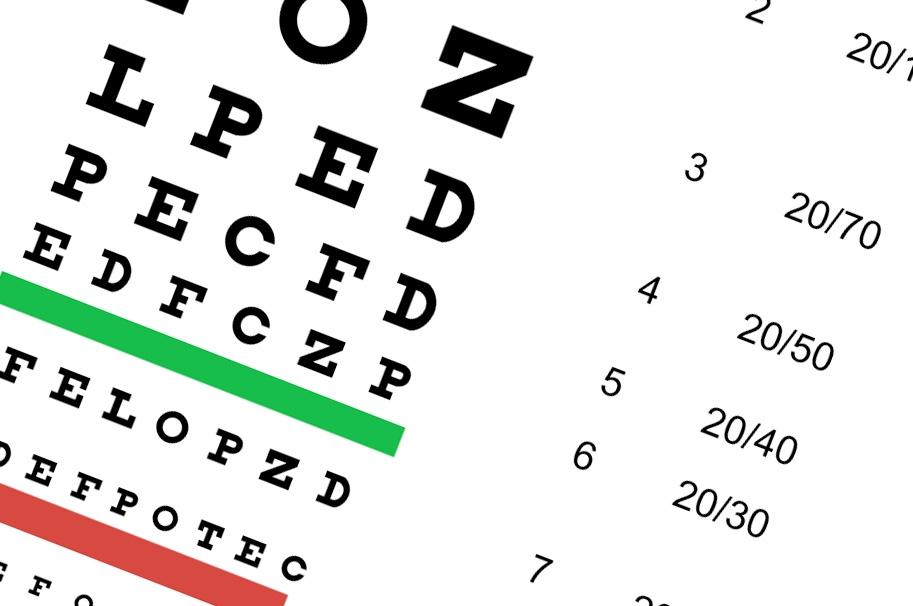 Potencial da acuidade visual (PAM)